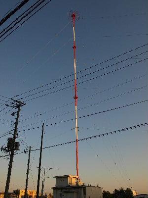 NHK函館放送局 函館ラジオ送信所